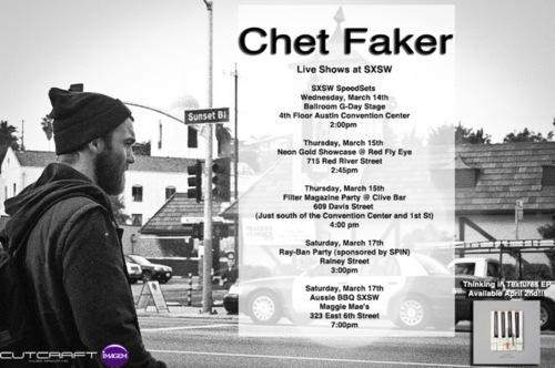 Chet Faker - SXSW 2012