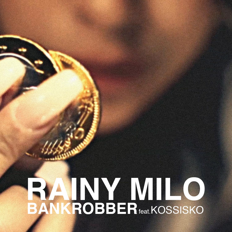 Bankrobber feat Kossisko_Cover
