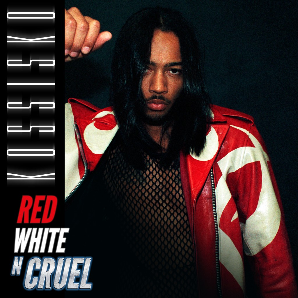 Kossisko-Red-White-Cruel Cover HD