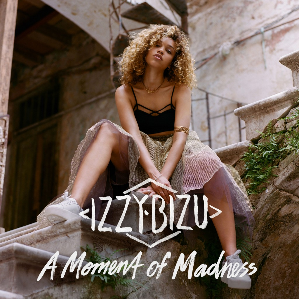 Izzy Bizu - A Moment Of Madness (Album Cover)