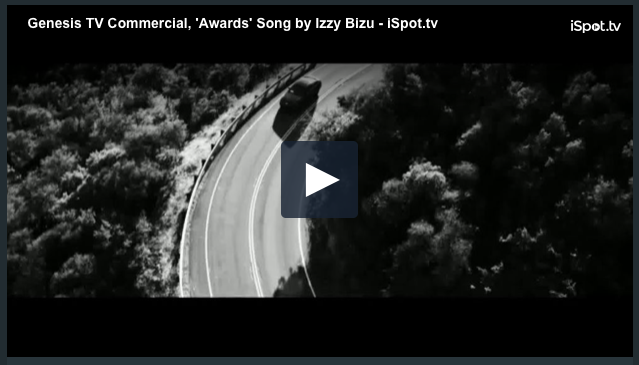 Izzy Bizu - Hyundai Genesis